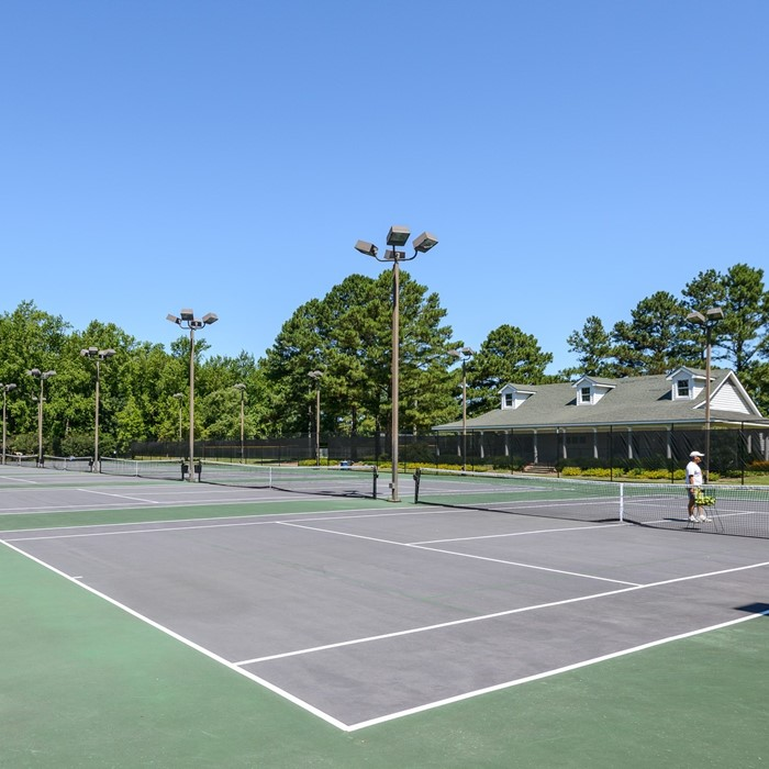 River Birch Tennis Complex