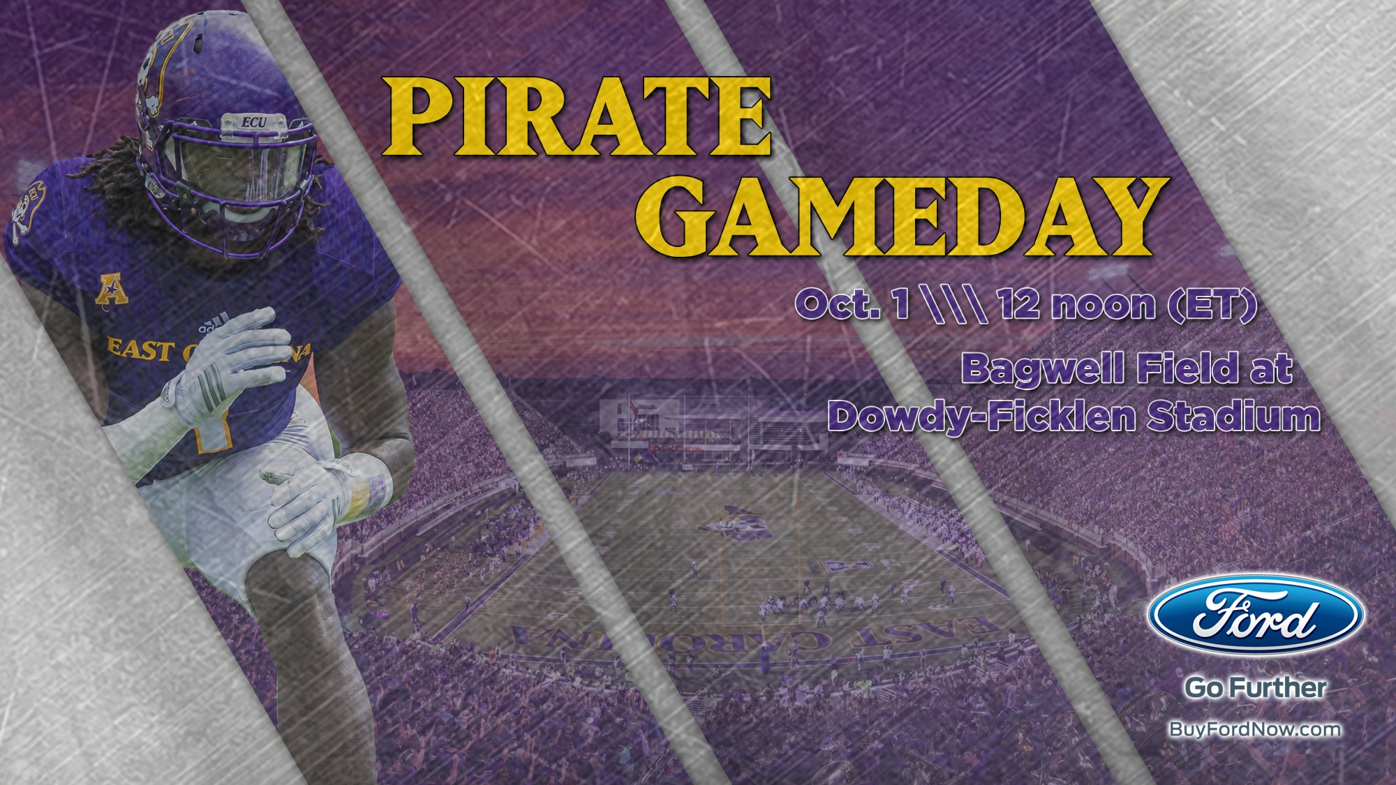5c311735ca76 Gameday  ECU Returns Home To Host UCF - East Carolina University ...