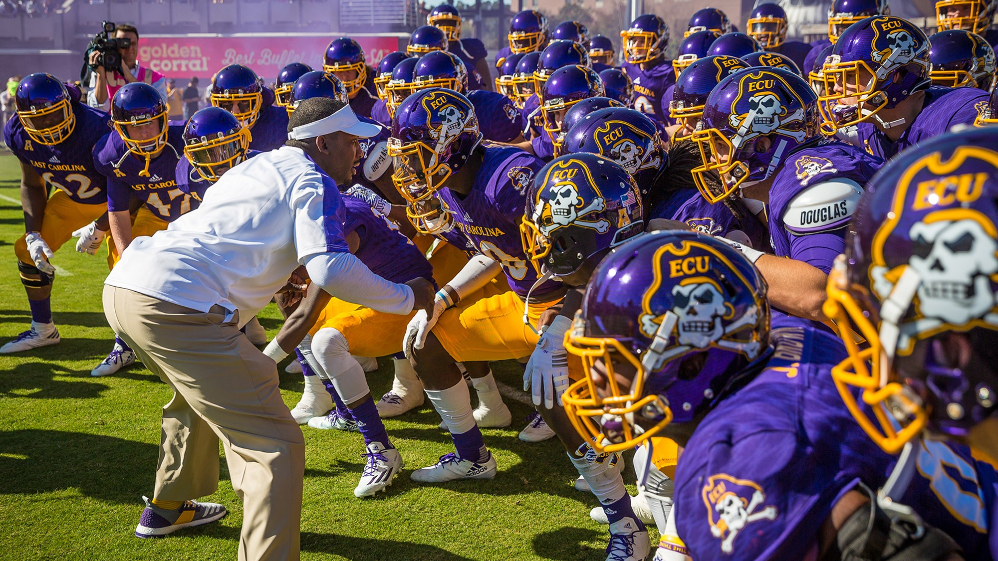 b805c67eb Things To Look For On ECU Football Gameday In 2017 - East Carolina ...