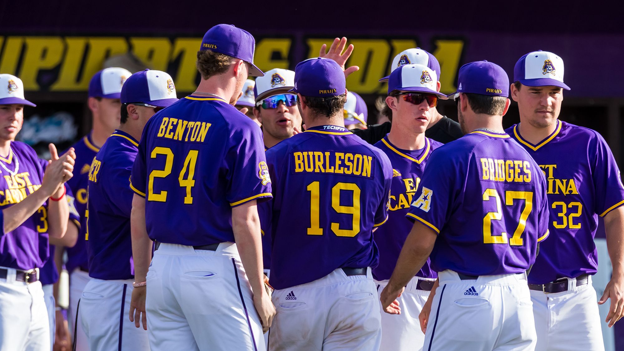 f5f066c9c ECU Announces 2019 Baseball Schedule - East Carolina University ...