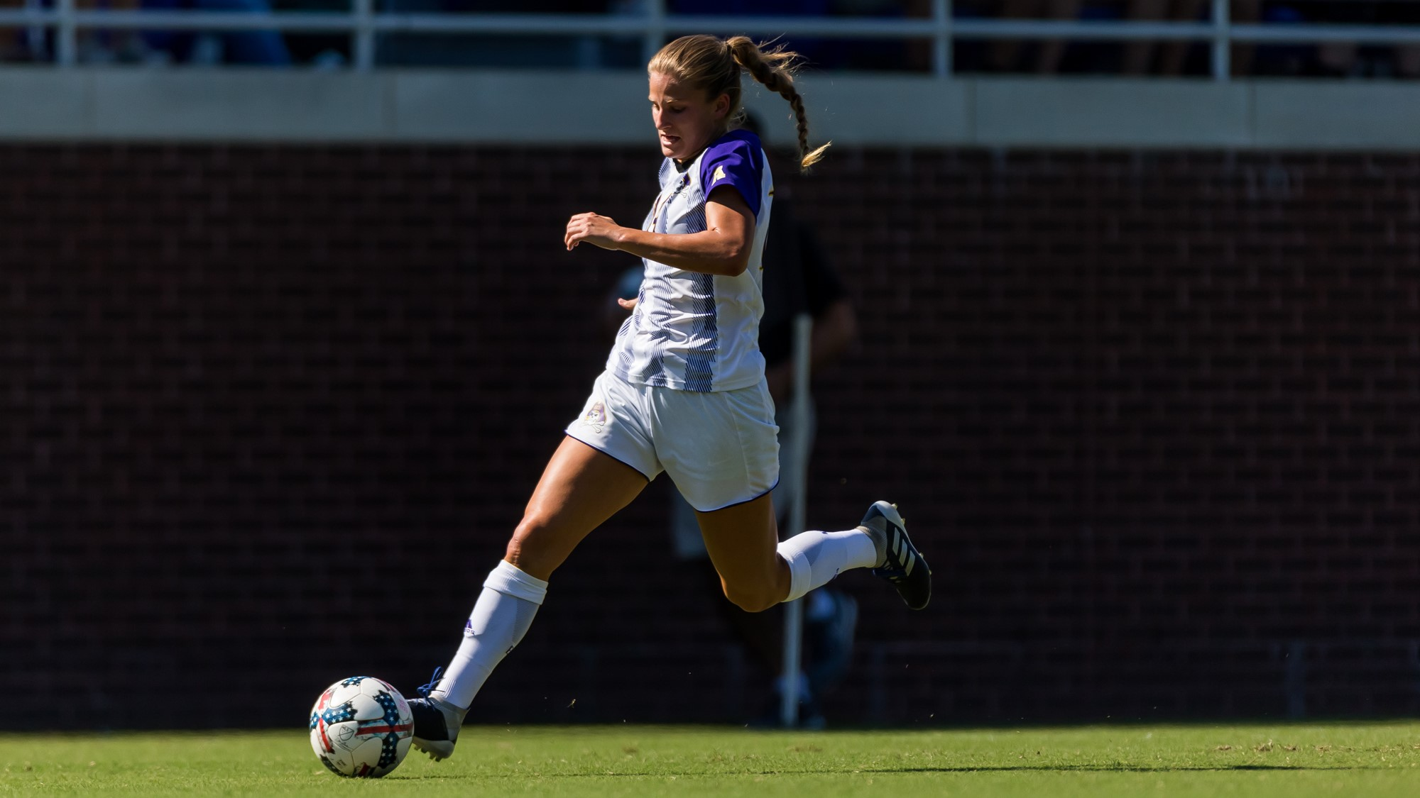Dages Leads ECU's Forwards - East Carolina University Athletics