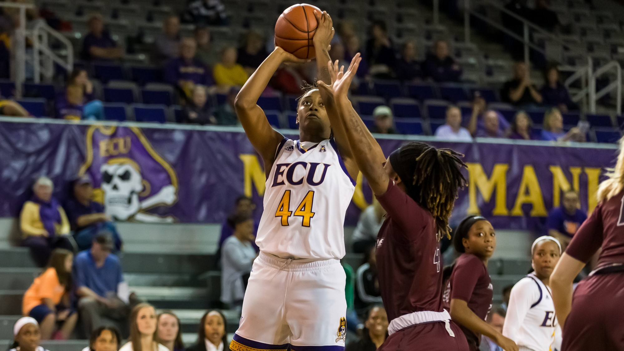pirates host wake forest saturday afternoon - east carolina