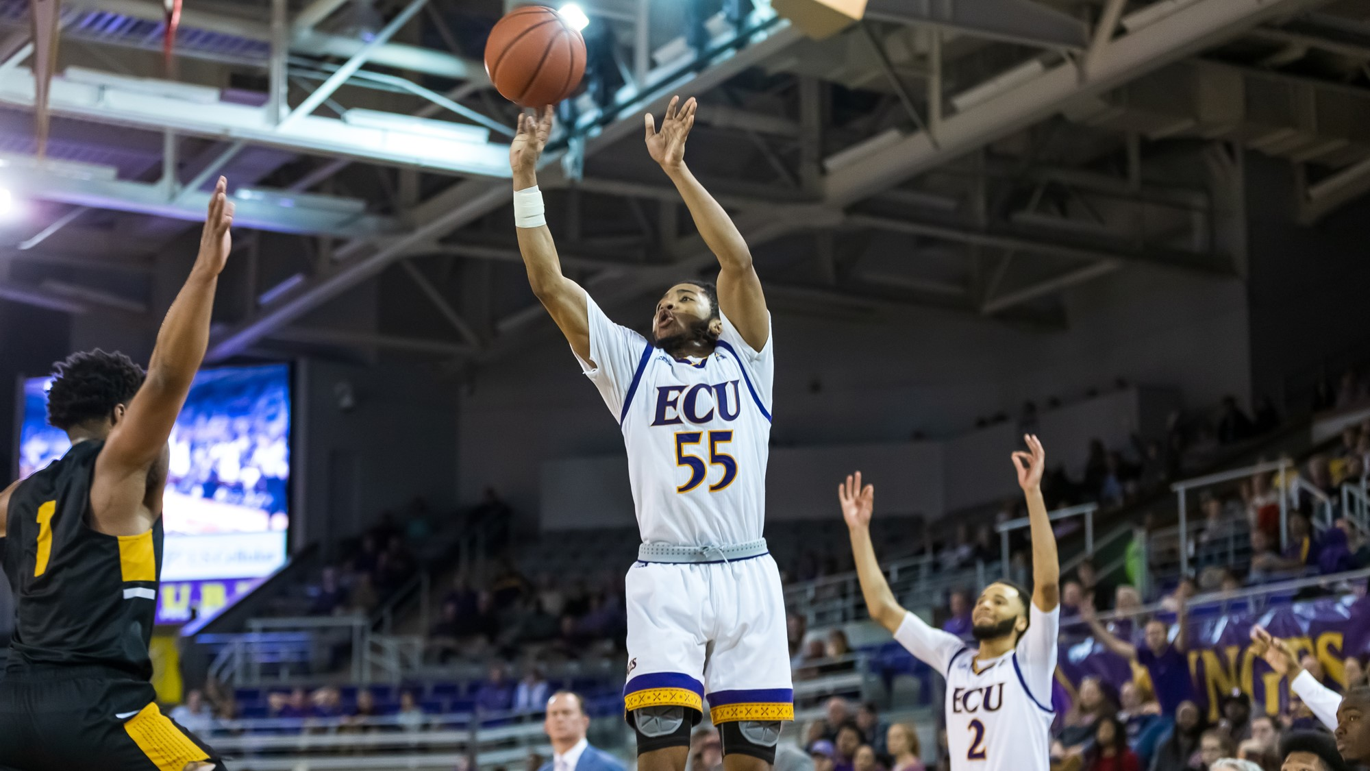 gameday: ecu host umes to close out fall semester - east carolina