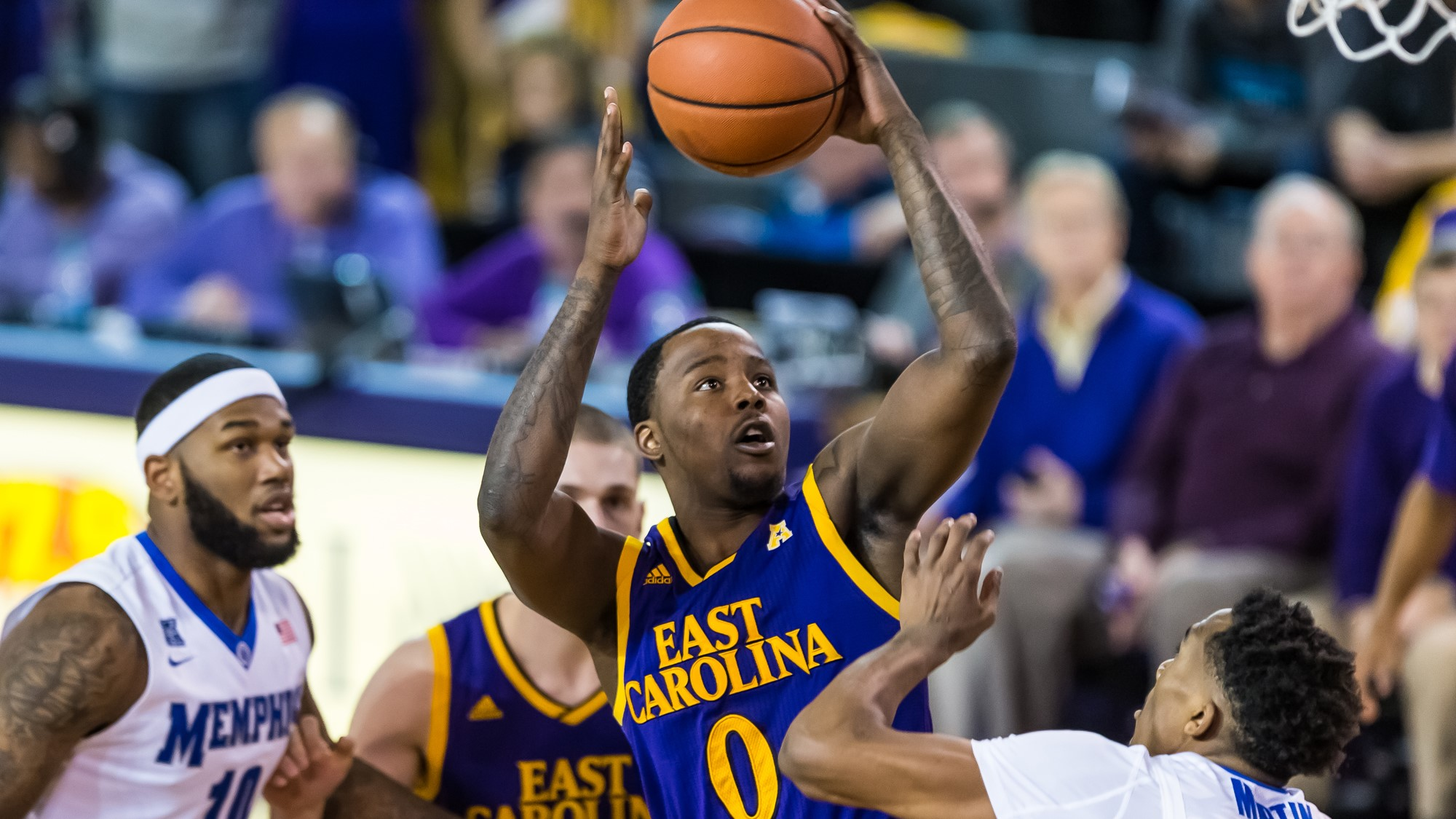 bf548ad2f ECU Reveals 2018-19 Men s Basketball Schedule - East Carolina ...