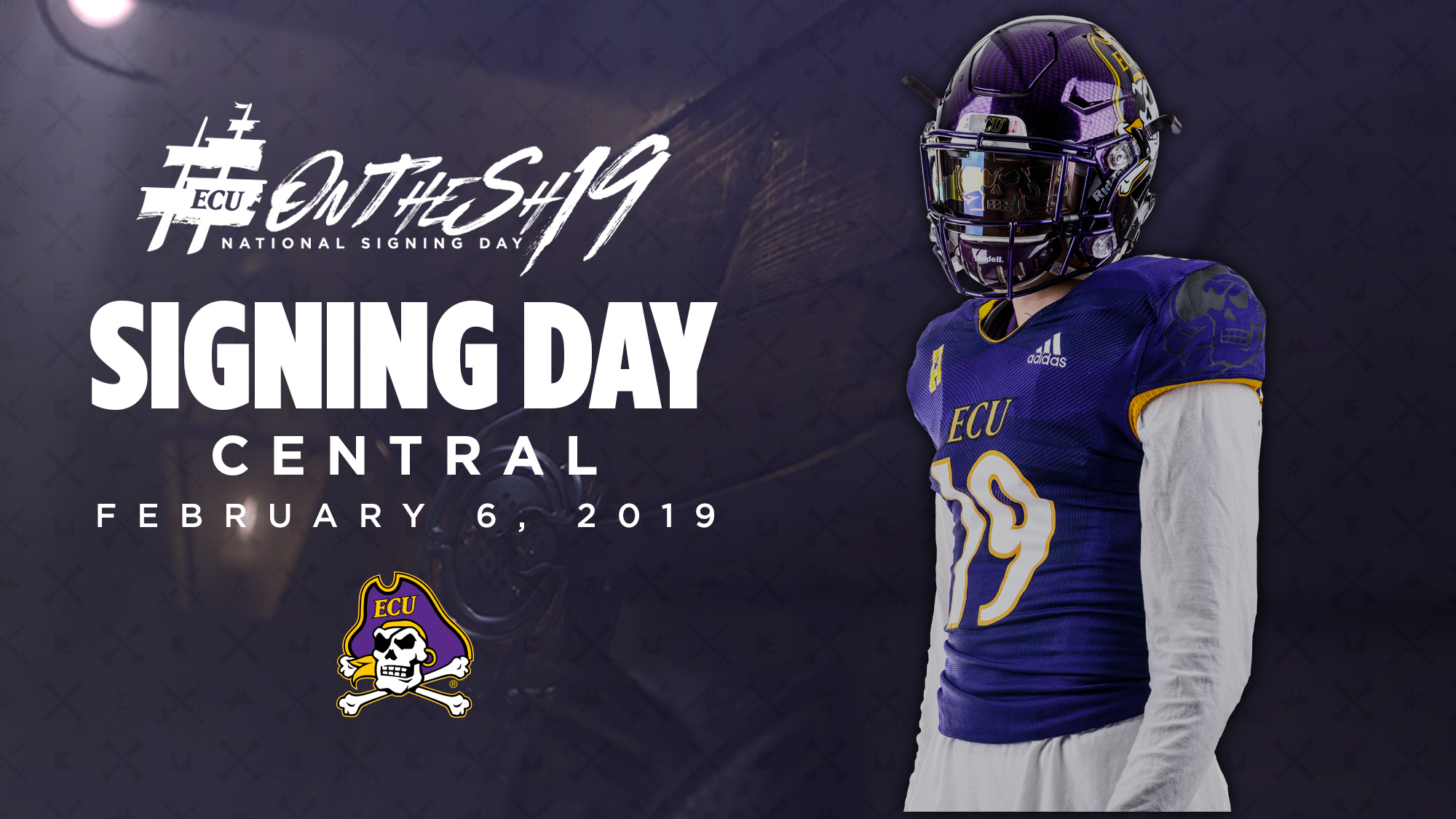 Ecu Football Adds Three To 2019 Signing Class East
