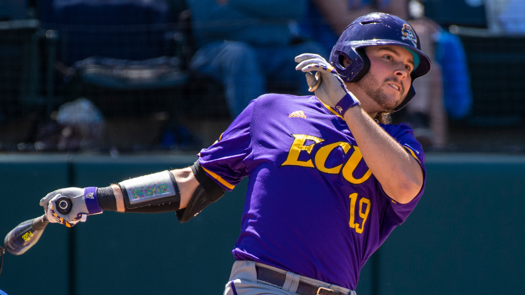 Burleson Named To Golden Spikes Award Watch List East Carolina University Athletics